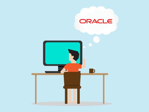 Criando usuários Oracle